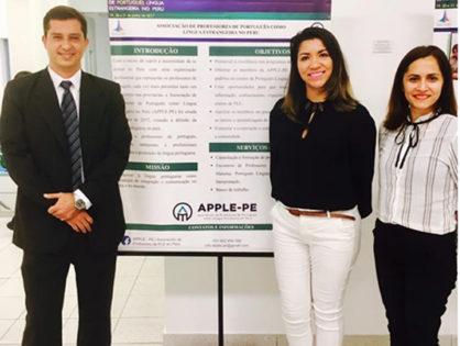 II Simpósio Internacional de PLE no Peru