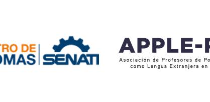Novas alianças: APPLE-PE e Centro de Idiomas do SENATI