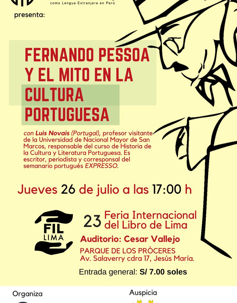 APPLE-PE presente na 23ª Feria Internacional del Libro de Lima