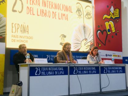 Difusão da Cultura Portuguesa na 23ª FIL de Lima