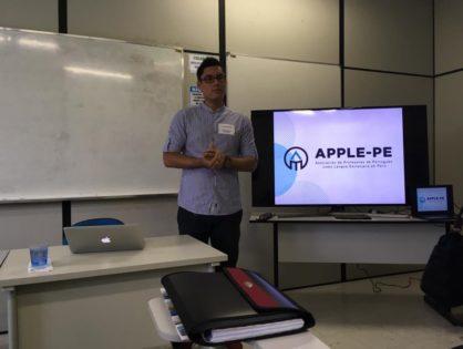 APPLE-PE presente na II Jornada da APLE-RJ